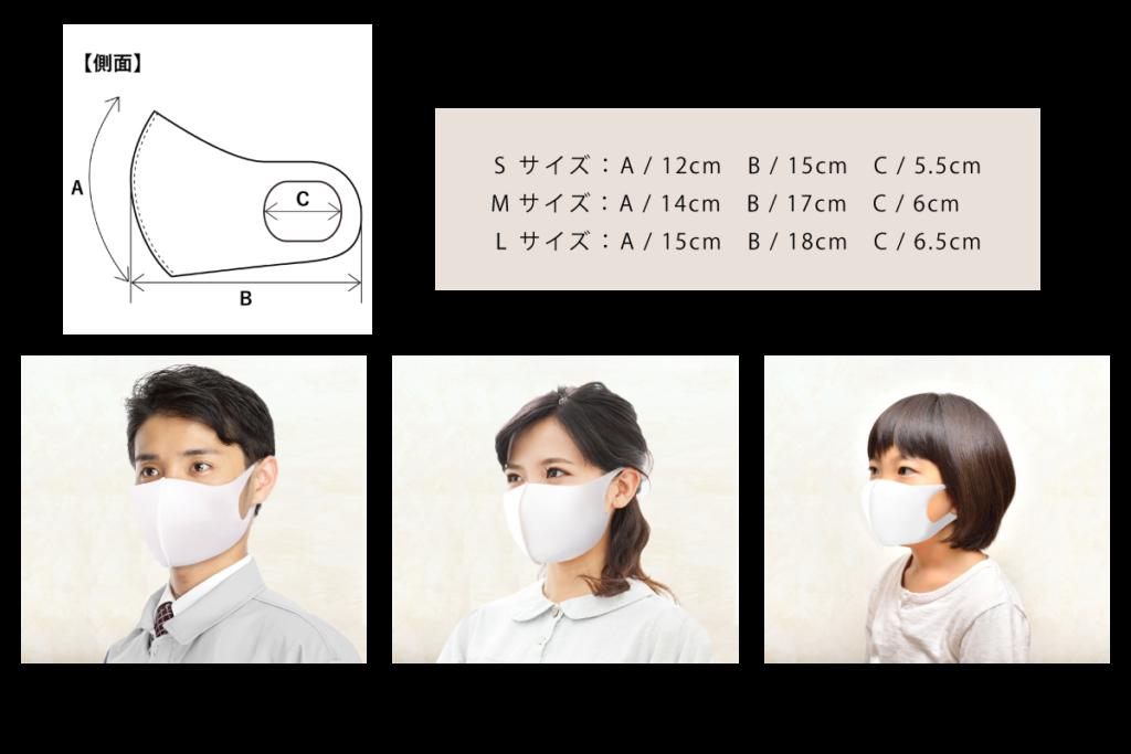 銀ナノ粒子抗菌マスクから鬼滅の刃でもお馴染みの和柄マスクが登場!