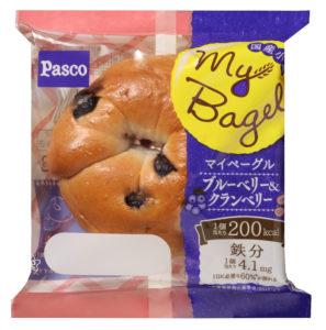 新商品2★「My Bagel ブルーベリー&クランベリー」