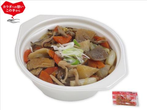 セブンイレブン 味しみもっちり麺の武州煮ぼうとう 発売★値段やカロリーは?