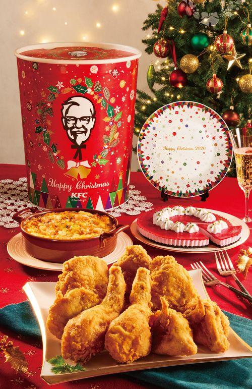 ケンタッキークリスマス★予約や販売期間、お値段やラインナップは?