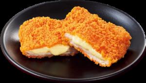 クワトロチーズインファミチキ 213円(税込230円)