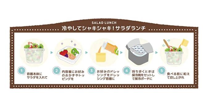 サーモスの保冷弁当箱・ランチバッグ、サラダコンテナーなどの口コミも♪