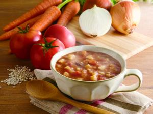 ブルックス 美穀菜 しっかり満足トマトスープがお得にお試しできますよ♪