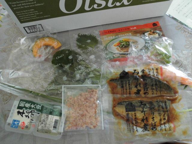 オイシックスお試しセット kit Oisix 小ねぎ香る、さばのみぞれ煮